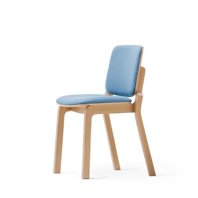 [Paged/파게드] HIP Chair A-3702 Upholstery